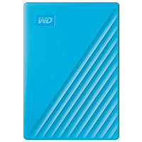 Внешний жесткий диск Western Digital My Passport Portable Blue WDBYVG0020BBL-WESN (2 Тб)