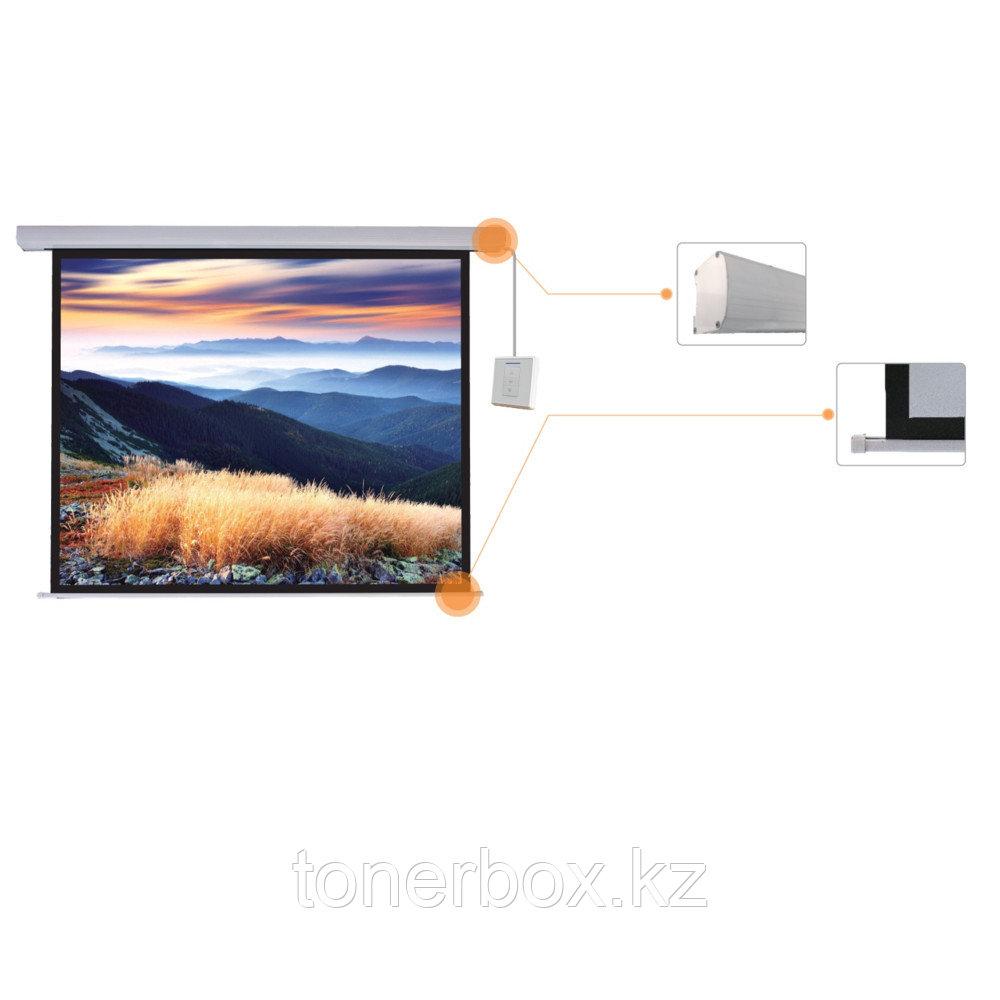 """Экран Mr.Pixel 96"""" X 96"""" (2.44 X 2.44)"""