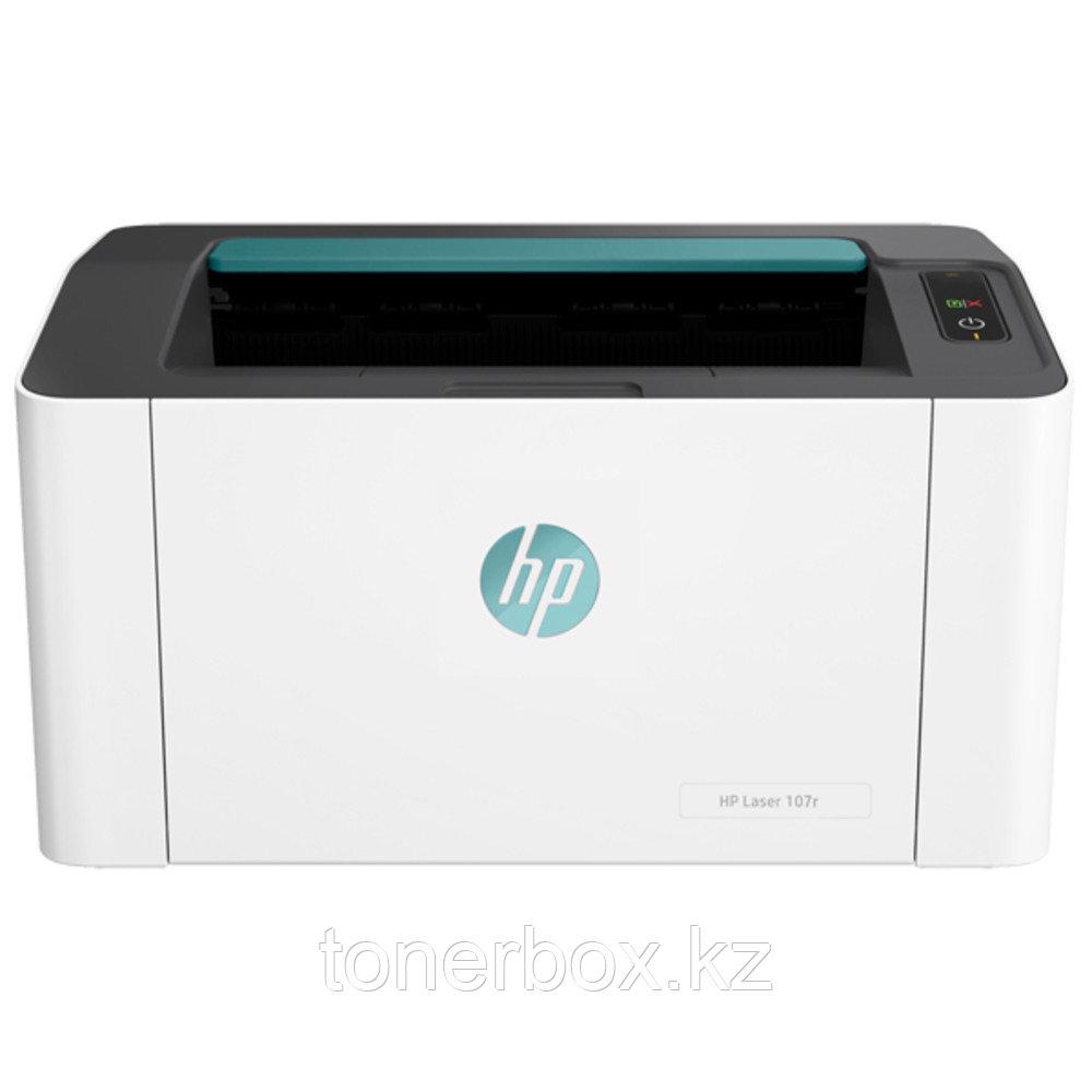 Принтер HP Laser 107r 5UE14A (А4, Лазерный, Монохромный (Ч/Б))