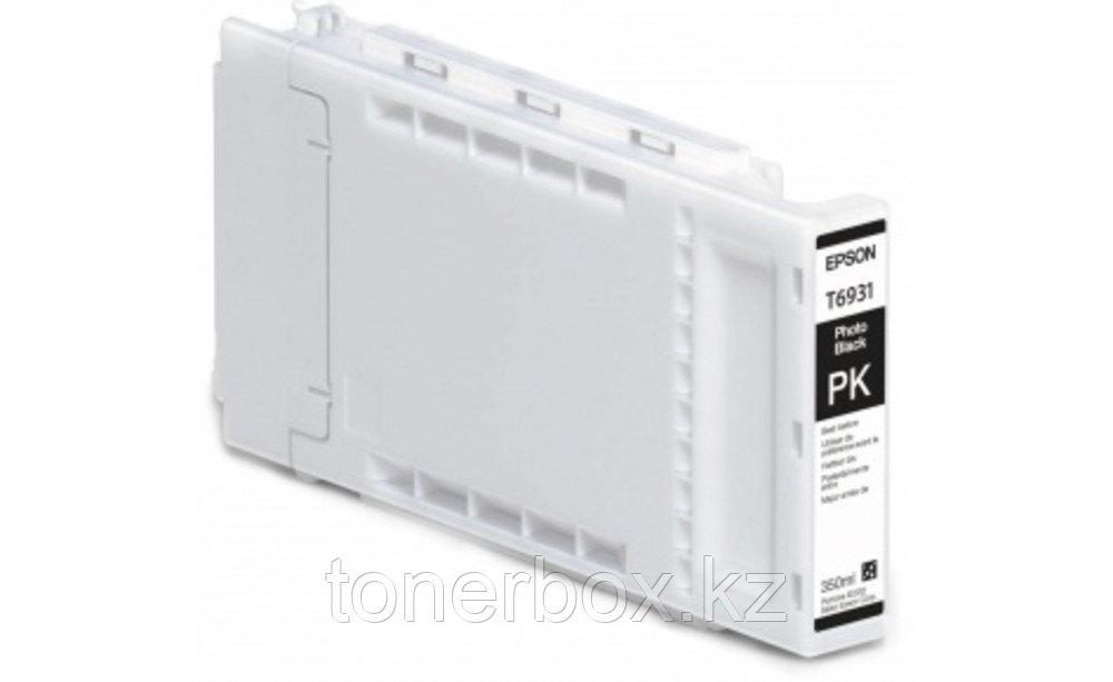 Струйный картридж Epson C13T693100 фото черный
