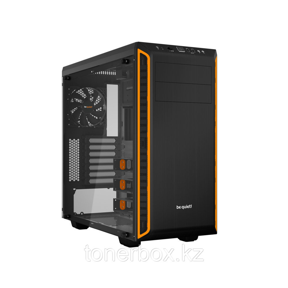 Корпус be quiet! PURE BASE 600 Window Orange BGW20