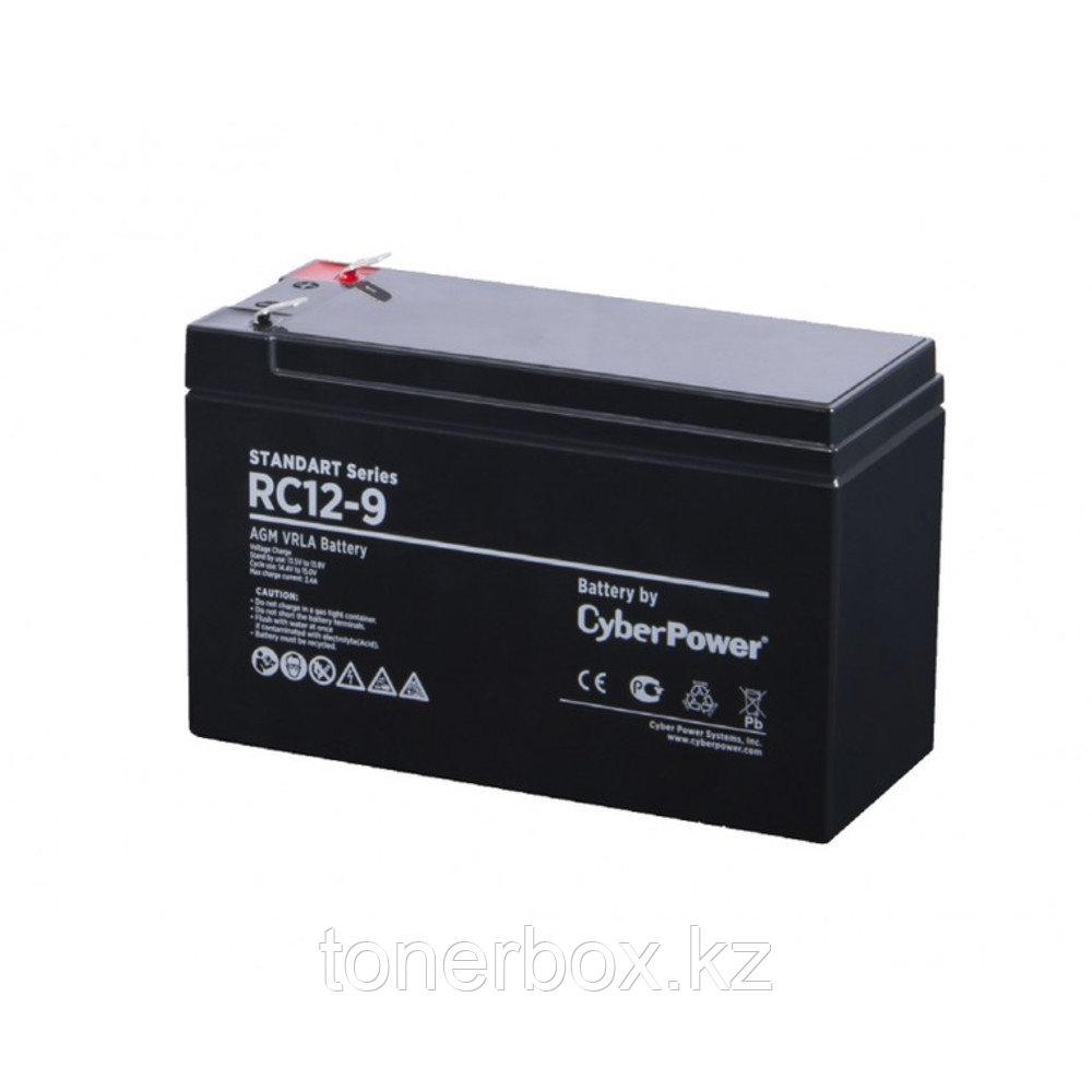 Сменная АКБ для ИБП CyberPower Standard Series RС 12-9
