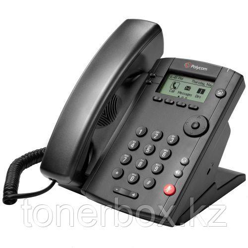 IP Телефон Polycom VVX 101 2200-40250-025