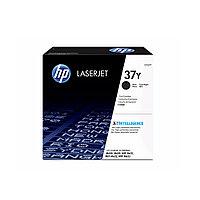 Лазерный картридж HP 37Y максимальной емкости, Черный CF237Y