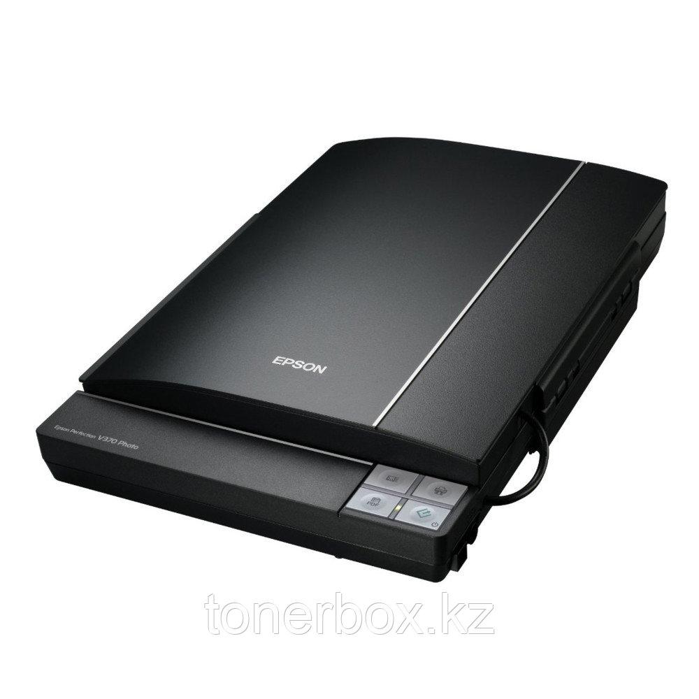 Планшетный сканер Epson Perfection V370 B11B207313 (A4, Цветной, CCD)