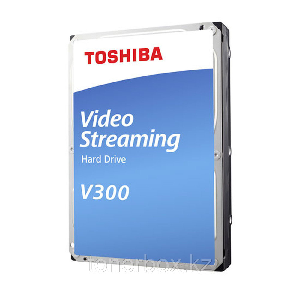 Внутренний жесткий диск Toshiba V300 Video Streaming HDWU130UZSVA (3 Тб, 3.5 дюйма, SATA, HDD (классические))
