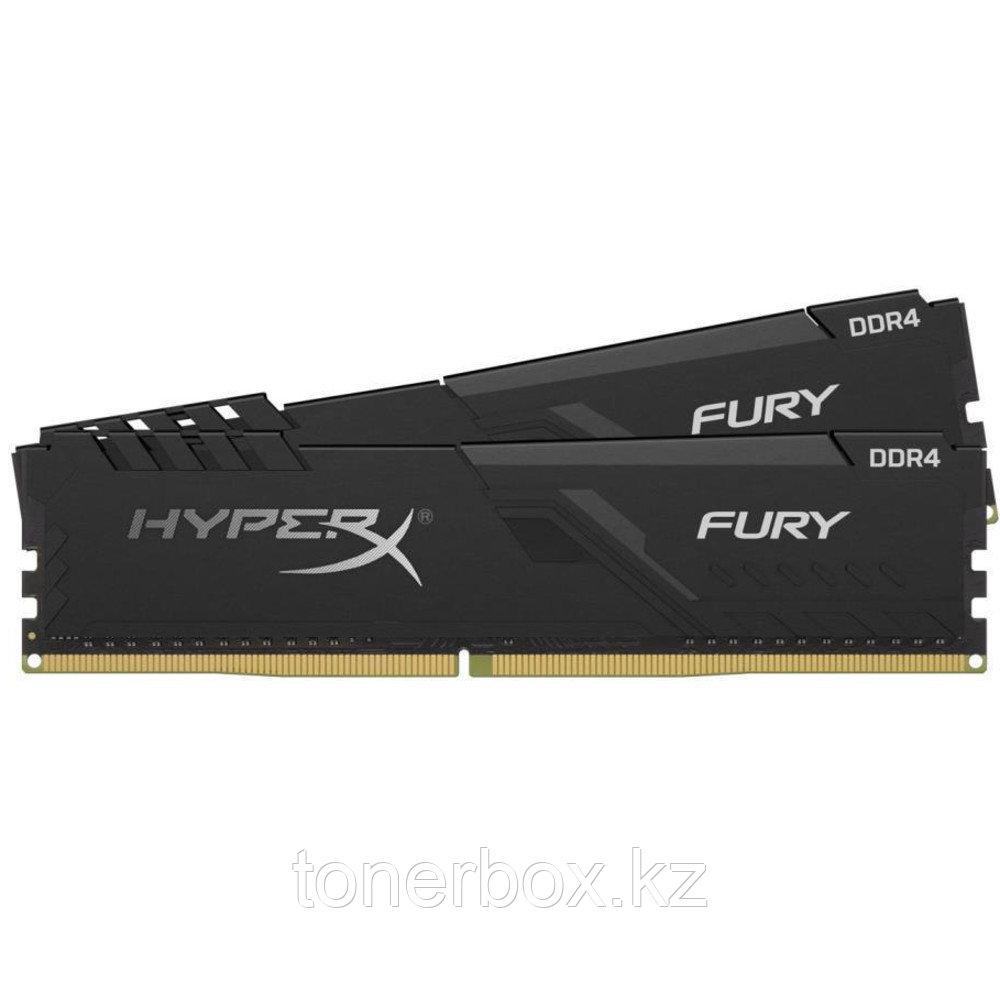 ОЗУ HyperX HX432C16FB3/16 FuryHX432C16FB3/16 (16 Гб, DIMM, 3200 МГц)