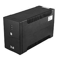 Источник бесперебойного питания 3Cott 2200-CNL Connect Line 0509788 (Линейно-интерактивные, Напольный, 2200 ВА, 1320 Вт)