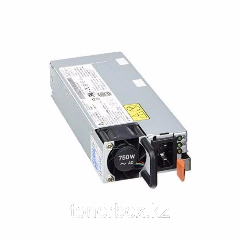 Серверный блок питания Lenovo opSeller System x 750W High Efficiency Platinum AC Power Supply (x3650 M5) 00FK932 (1U, 750 Вт)