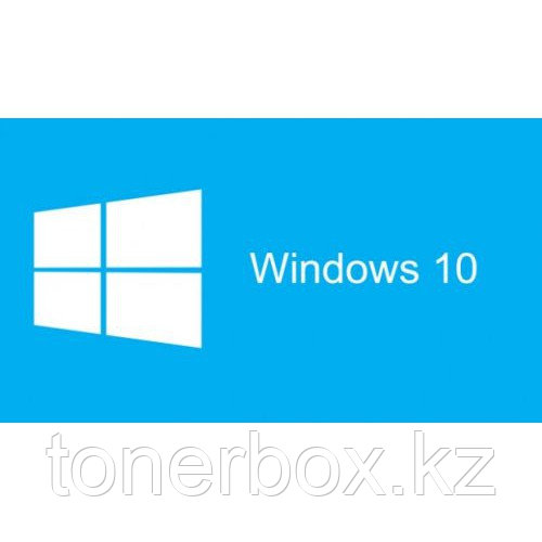Операционная система Microsoft Windows Home 10 64Bit Russian 1pk DSP OEI Kazakhstan Only DVD KW9-00118 (Windows 10)