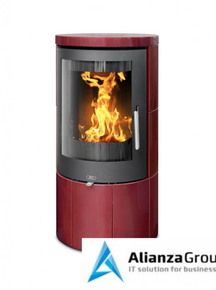 Кафельная печь-камин ABX Galicie