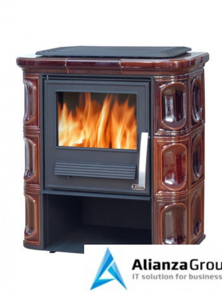 Кафельная печь-камин ABX Florencie