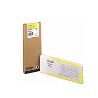 Струйный картридж Epson T6064 Желтый C13T606400