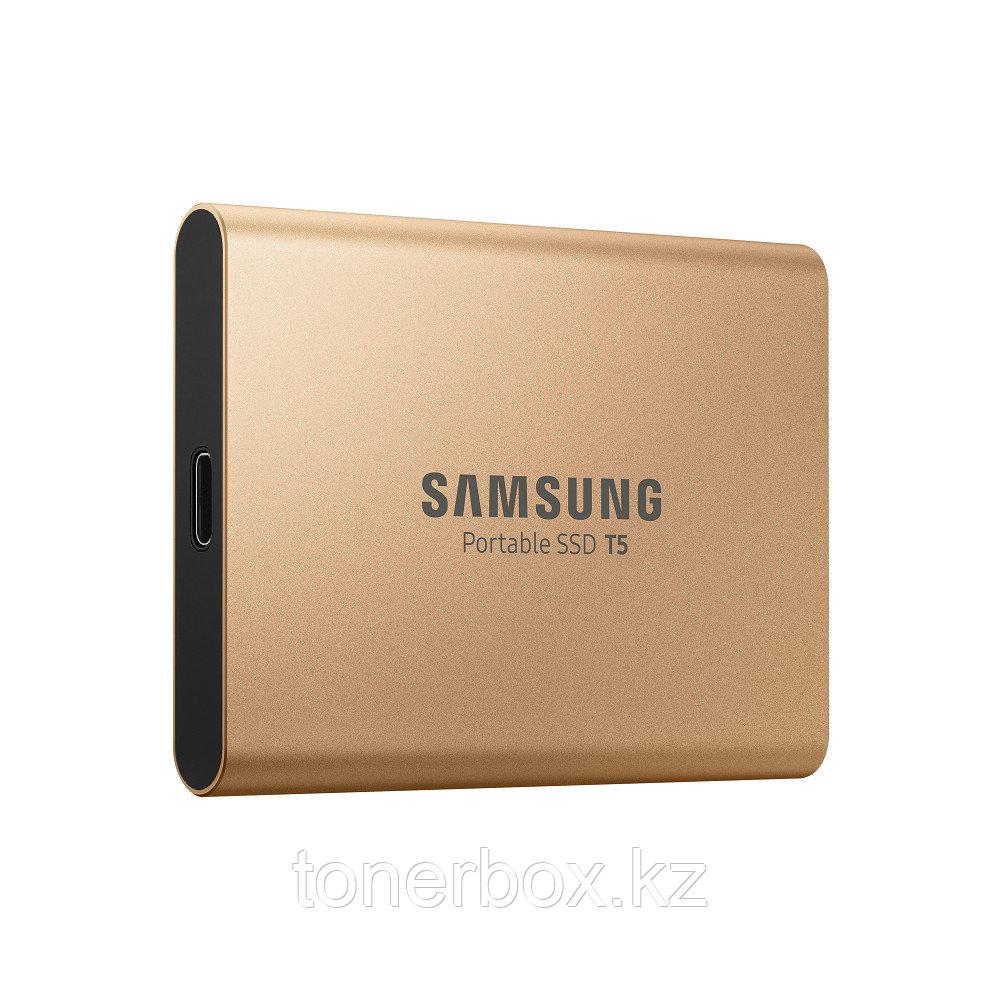 Внешний жесткий диск Samsung T5 Rose Gold MU-PA500G/WW (500 Гб, USB-C)