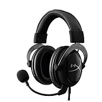 Гарнитура HyperX Cloud II - Pro Gaming Headset (Gun Metal) KHX-HSCP-GM, фото 1