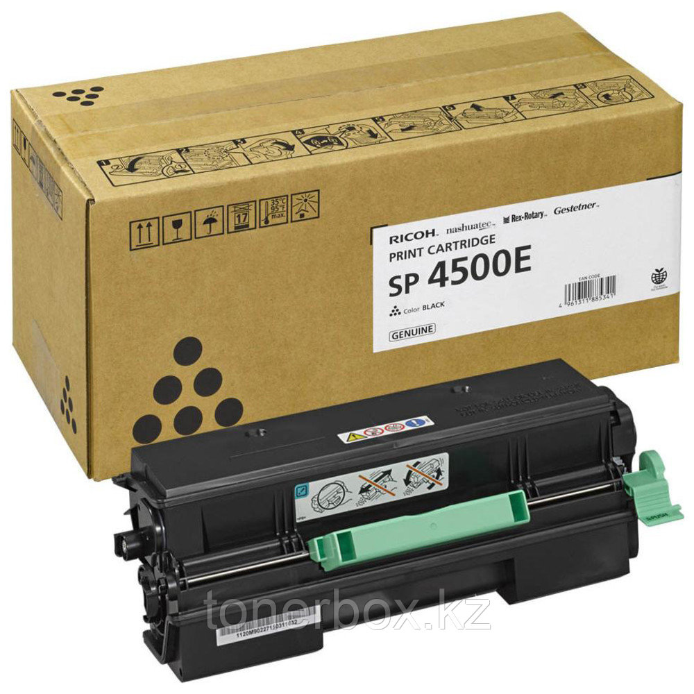 Лазерный картридж Ricoh принт-картридж тип SP 4500E 6000 стр. 407340