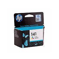 Струйный картридж HP №141 Трехцветный CB337HE
