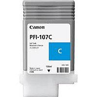 Струйный картридж Canon PFI 107 Cyan (130 ml) 6706B001