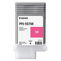 Струйный картридж Canon PFI 107 Magenta (130 ml) 6707B001