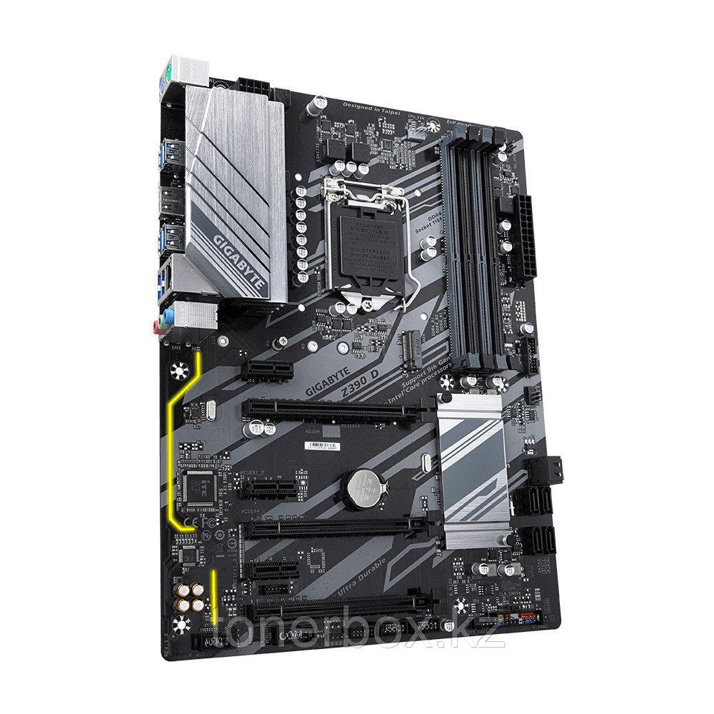 Материнская плата Gigabyte GA-Z390 D GA-Z390-D (ATX, LGA 1151)