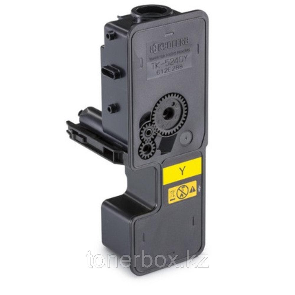 Тонер Kyocera TK-5240Y Yellow 1T02R7ANL0