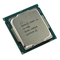 Процессор Intel Core i3-7100 Процессор Intel Core i3-7100 (3.9 Ггц, 4 ядра, 3 Мб)