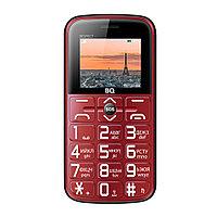 Аналоговый телефон BQ -1851 Respect BQ-1851 Respect Красный
