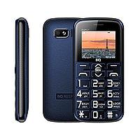 Аналоговый телефон BQ -1851 Respect Blue BQ-1851 Respect Синий
