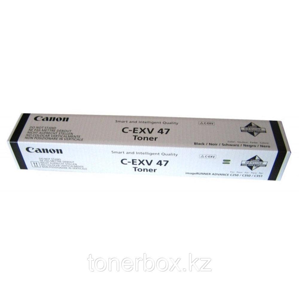 Барабан Canon C-EXV47 BK 8520B002