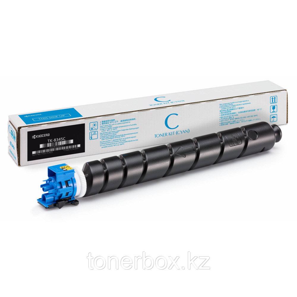 Тонер Kyocera TK-8345C 1T02L7CNL1