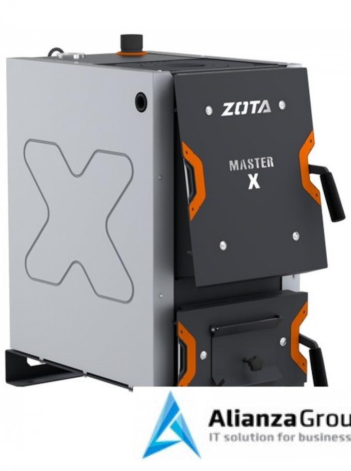 Твердотопливный котел Zota «Master X-32П»
