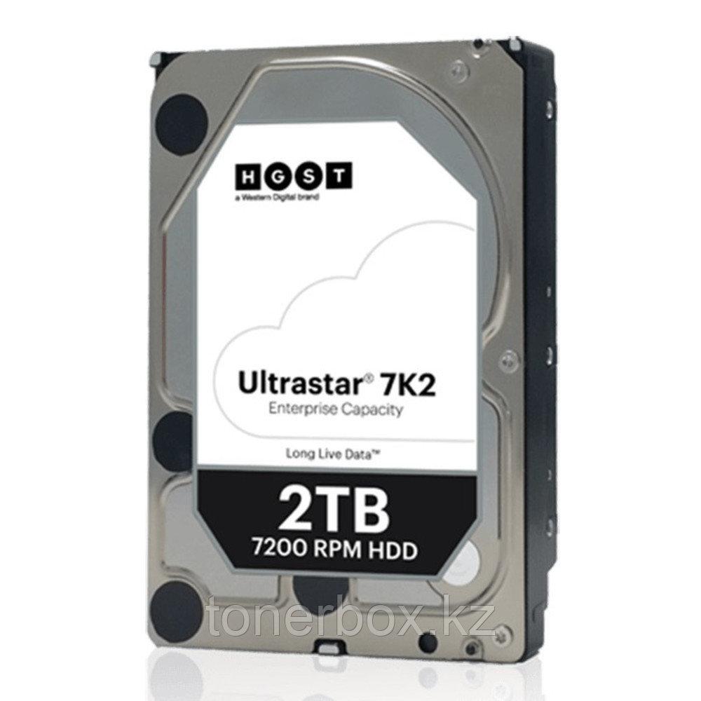 Внутренний жесткий диск Western Digital Ultrastar 7K2 HUS722T2TALA604 (1W10002) (2 Тб, 3.5 дюйма, SATA, HDD (классические))