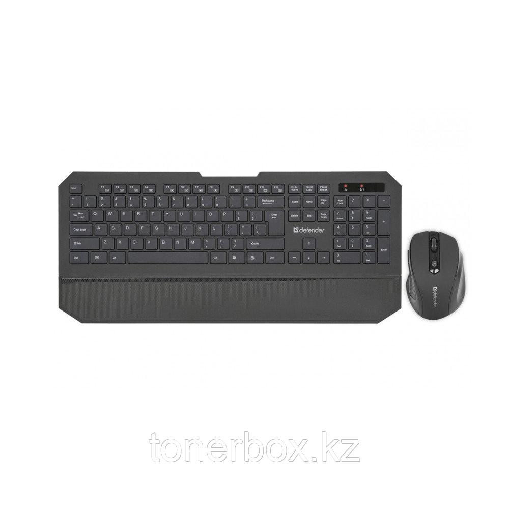 Клавиатура + мышь Defender Berkeley C-925 RU BerkeleyC-925RU