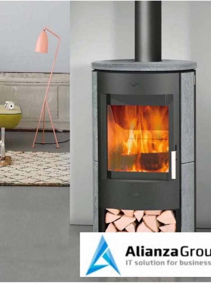 Печь-камин Fireplace Zaria Sp
