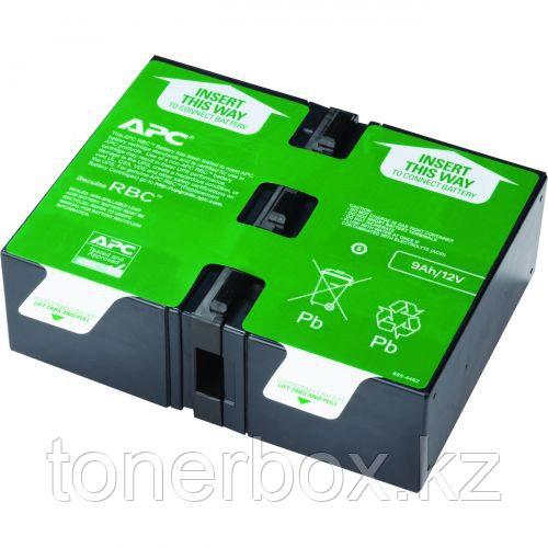 Сменная АКБ для ИБП APC Сменный аккумуляторный картридж №124 APCRBC124