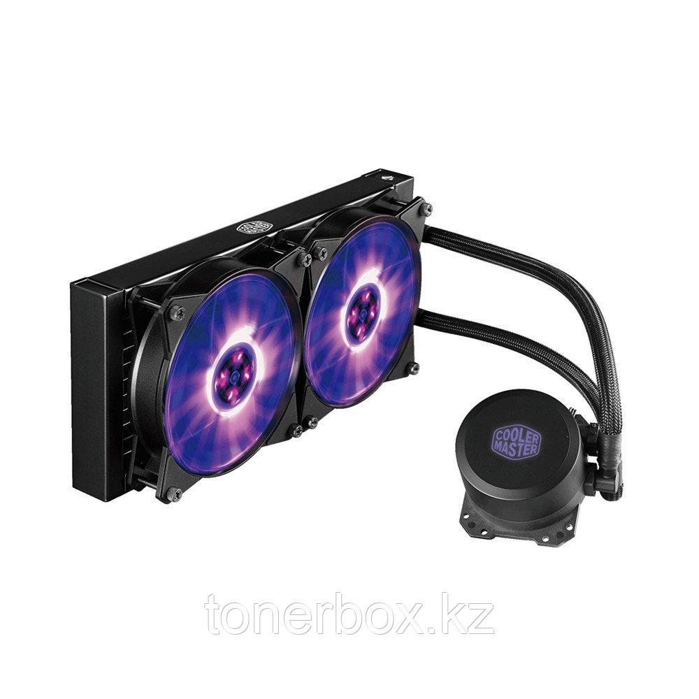 Охлаждение Cooler Master MasterLiquid ML240L RGB MLW-D24M-A20PC-R1