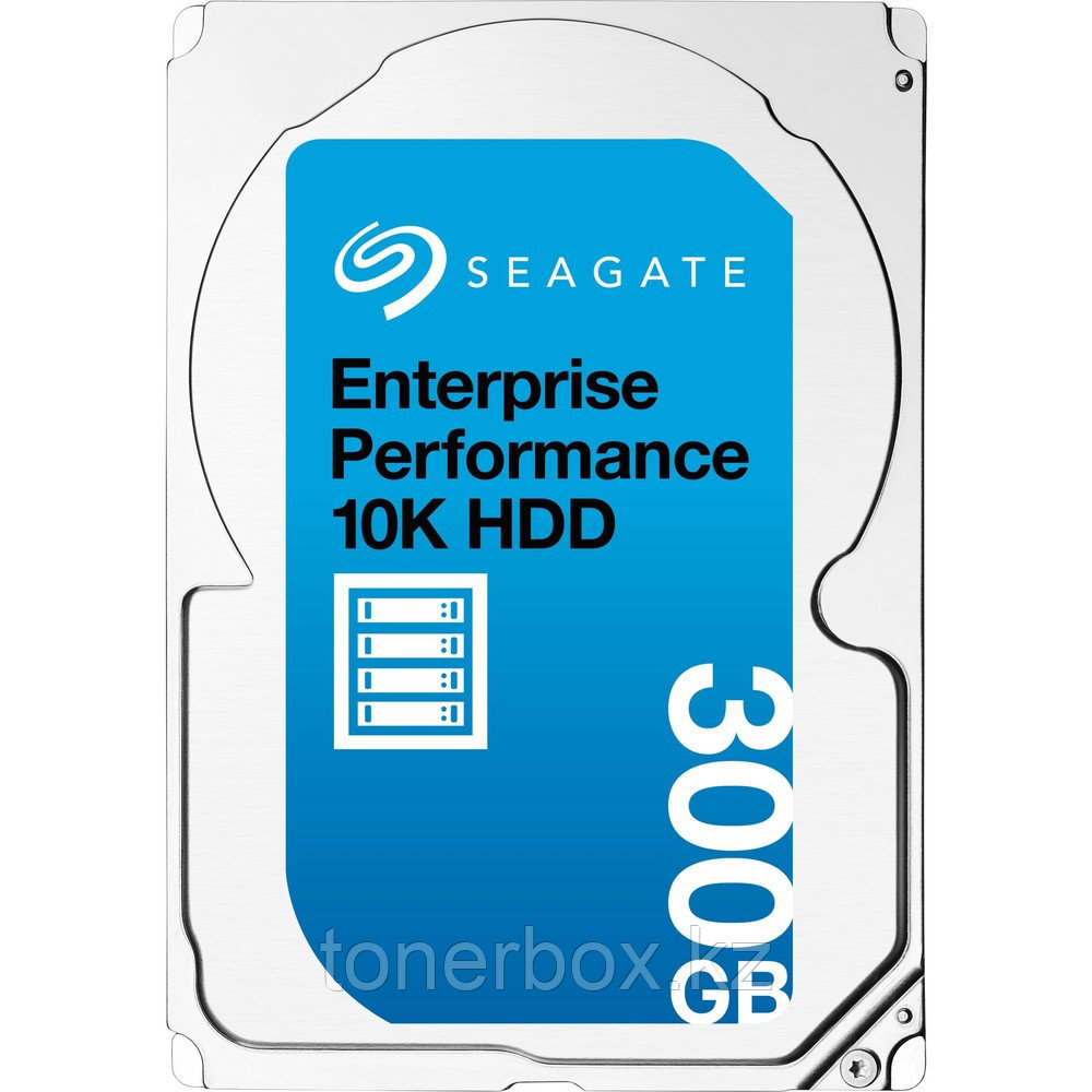 Внутренний жесткий диск Seagate Enterprise Performance 10K ST300MM0048 (300 Гб, 2.5 дюйма, SAS, HDD (классические))