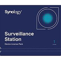 Брендированный софт Synology пакет лицензий на 1 IP- камеру/устройство DEVICE LICENSE (X 1)