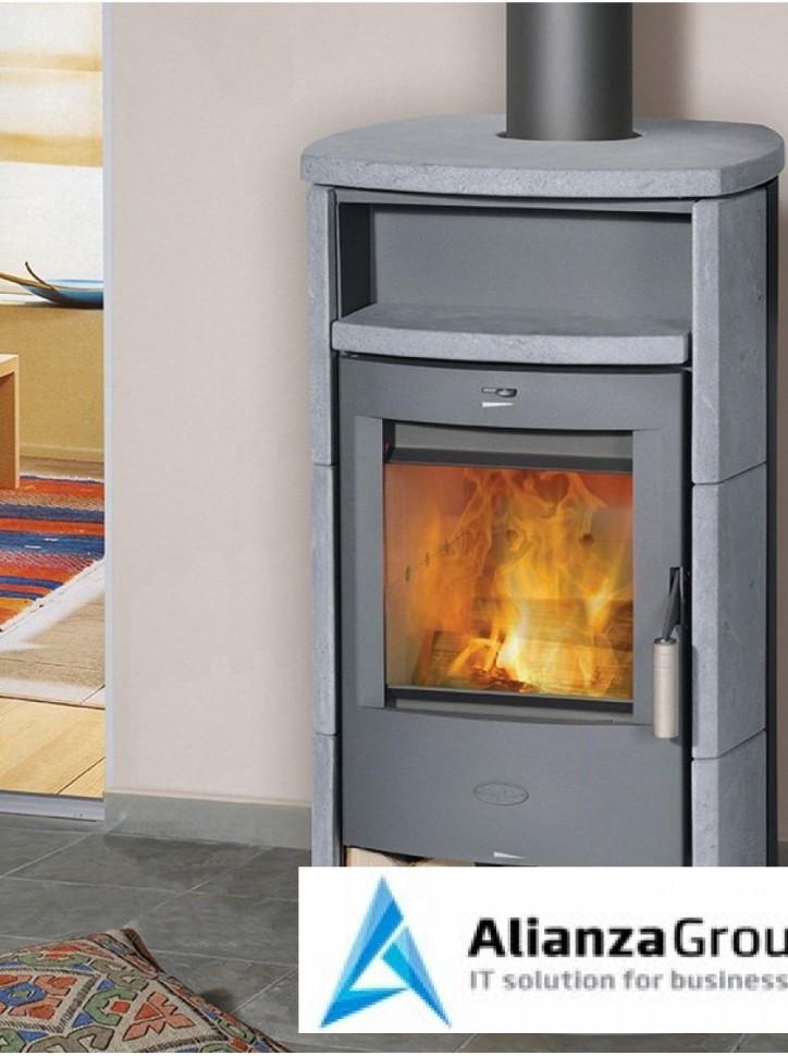 Печь-камин Fireplace Tahiti Sp