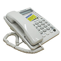 Аналоговый телефон Panasonic KX-TS2362RUW