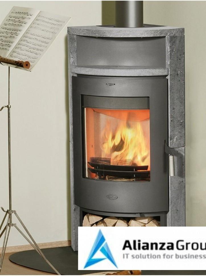 Печь-камин Fireplace Samba Sp