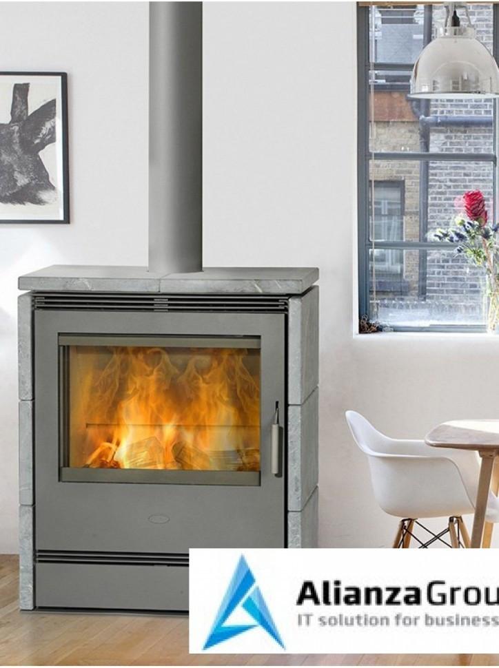 Печь-камин Fireplace Ronky Sp
