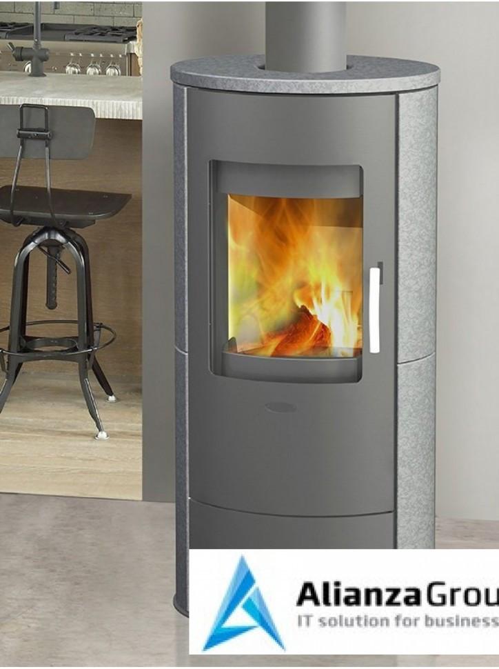 Печь-камин Fireplace Roma Sp