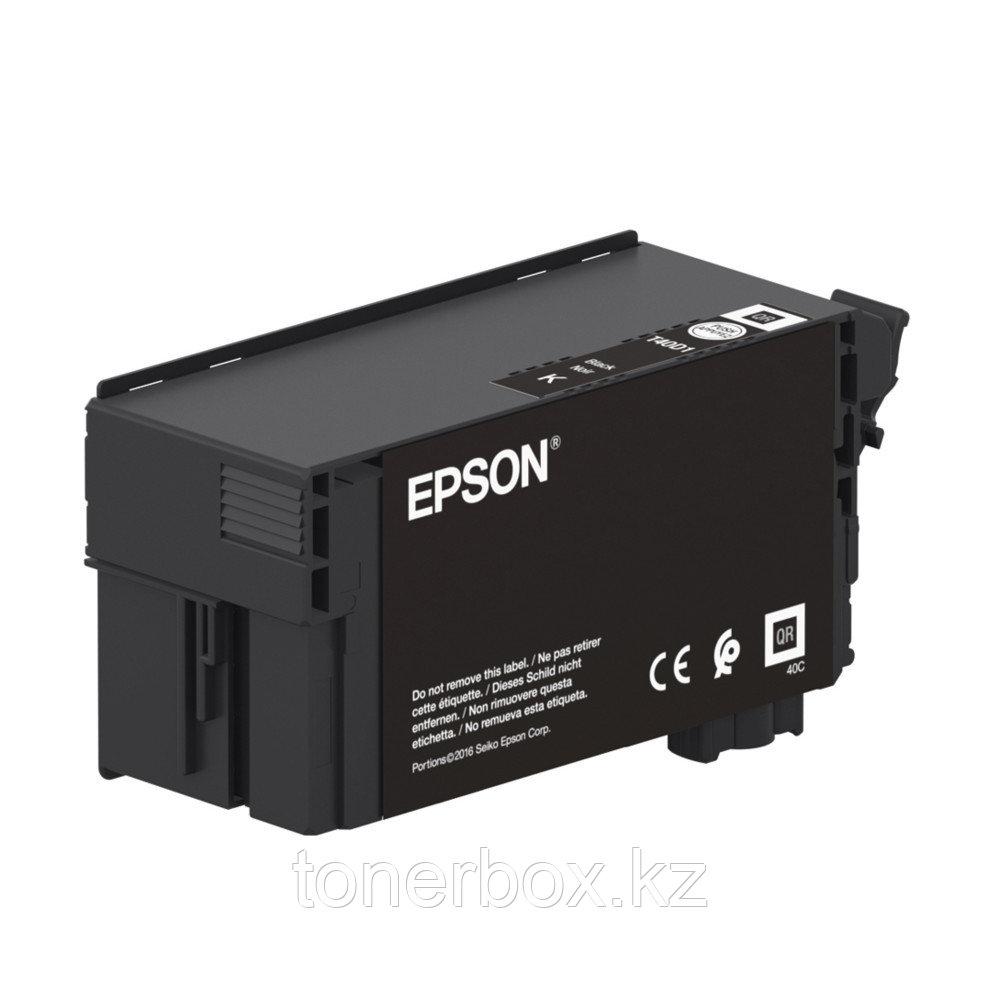 Лазерный картридж Epson UltraChrome XD2 Black T40D140 C13T40D140