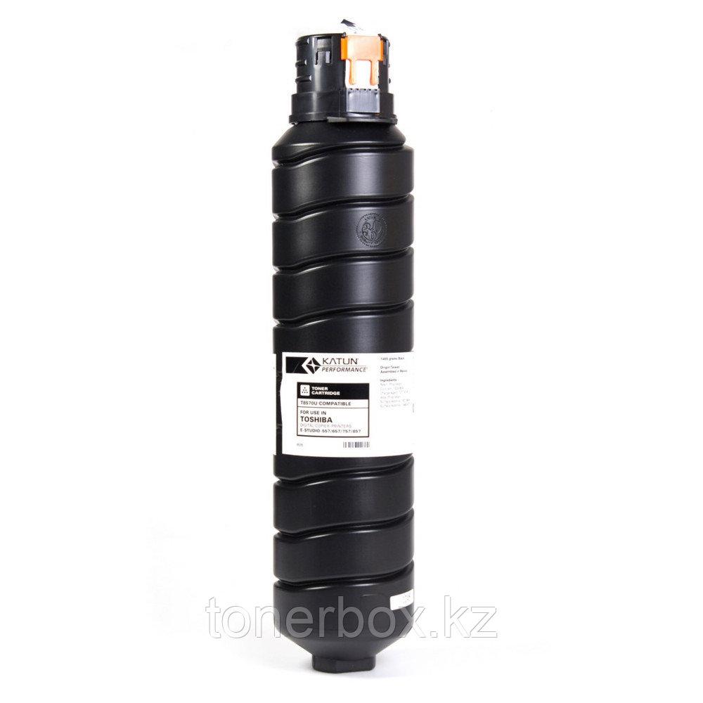 Лазерный картридж Katun Toshiba T8570E 16160