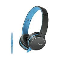 Наушники Sony MDR-ZX660AP, синие MDRZX660APL.E