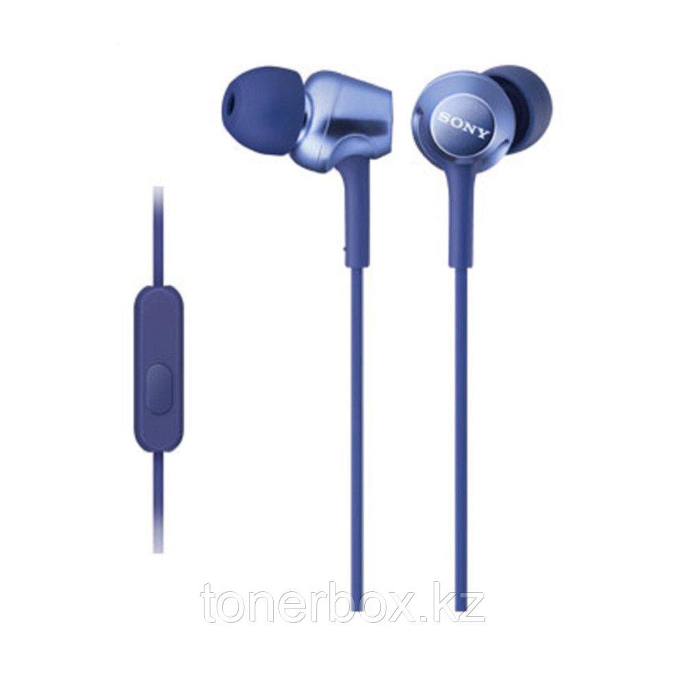 Гарнитура Sony MDREX250APLI.E, синий