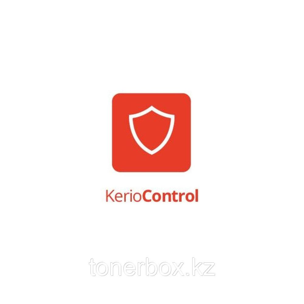 Программный файрвол Kerio Web Filter Extension, additional 5 users K20-0213105