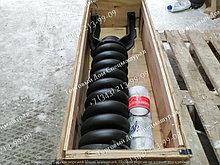 Механизм натяжения гусеницы Case CX210B