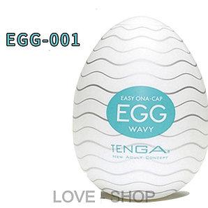 Яйца TENGA. EGG-001.